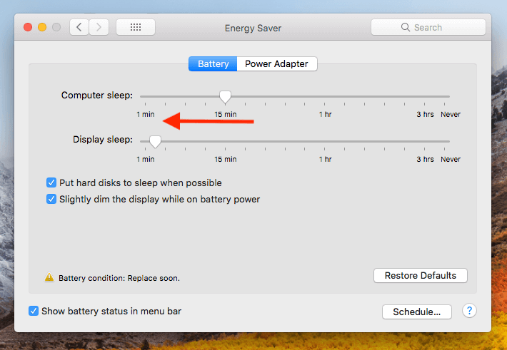 How to reset my macbook pro battery