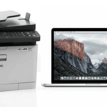 how to install epson printer on macbook air