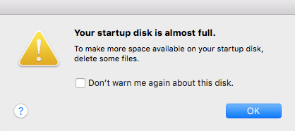 6 Ways to Free up Space When MacBook Startup Disk is Almost Full
